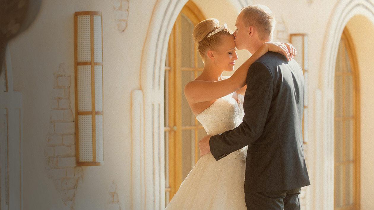 Hochzeitsfotografie - Portraits
