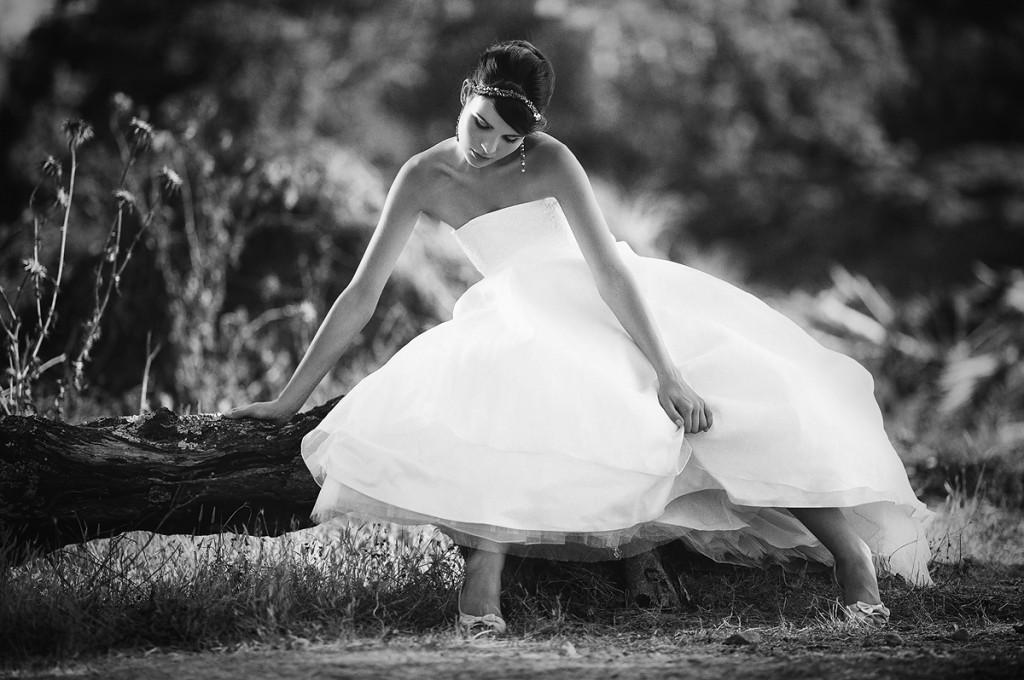 Schwarz Weiß - Klassich und zeitloses Brillianz in Ihre Hochzeitsbilder