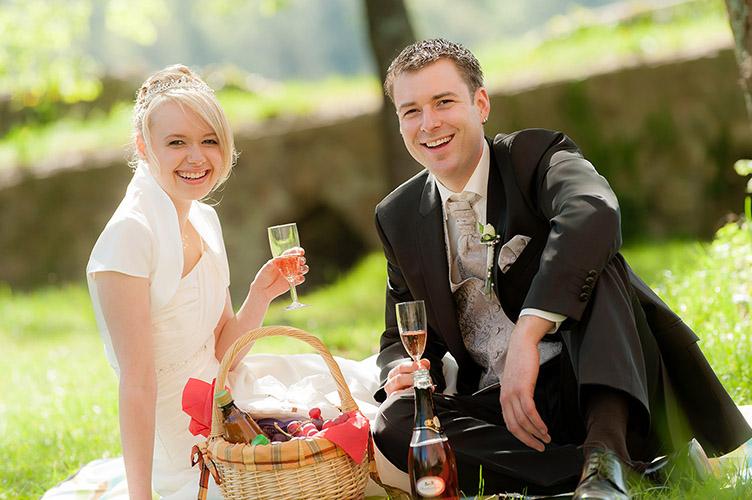 Hochzeit mit Oldtimer nah Offenburg