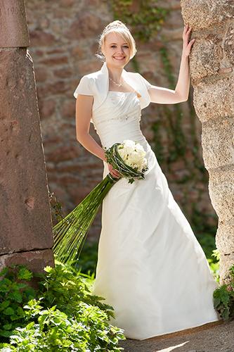 Hochzeitportraits mit Oldtimer nah Offenburg