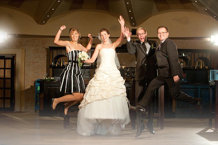 Hochzeit Gruppenbild Molino Ichenheim, Umgebung Lahr und Offeburg