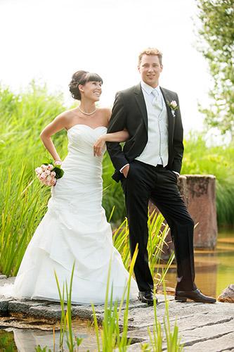 Hochzeitsportraits nah Emmendingen, Paaraufnahmen