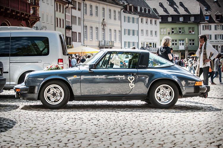 Hochzeitsreportage in Freiburg Muenster