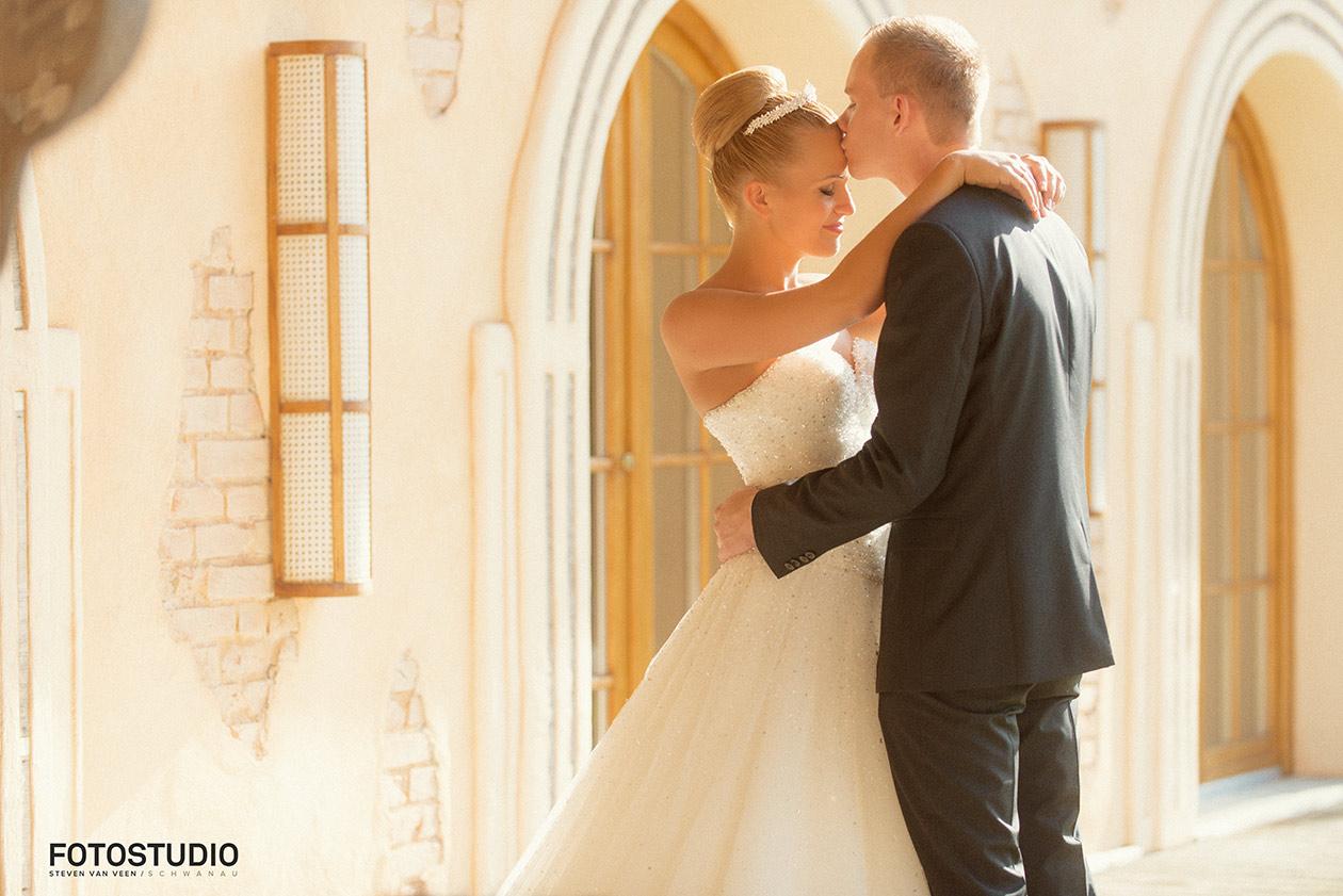Hochzeitsbild entstanden im wunderschönen Molino in Ichenheim