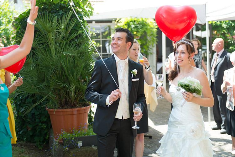 Hochzeitreportage bei Freiburg im Schwarzwald