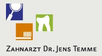 Zahnarzt Dr. Jens Temme